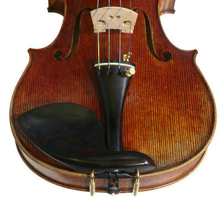 Wholesale SRV10024 Concert Grade European Material Retro Style Solid Spruce & Ebony Made Violin with Accessories