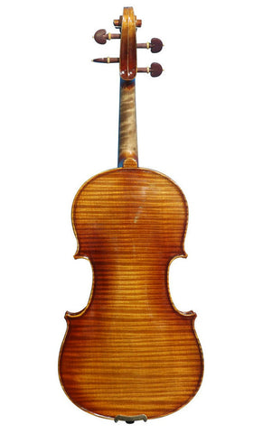 Wholesale Model SRV10015 Concert Grade Solid Spruce & Jujube Made Violin Different Sizes with Accessories