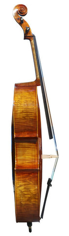 Wholesale Model SRC1008 Concert Grade Level Solid Spruce & Ebony Cello Different Sizes with Accessories
