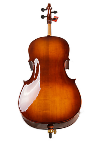 Buy & Wholesale Professional Solid Spruce & Maple Bright Painting Cello Different Sizes with Accessories