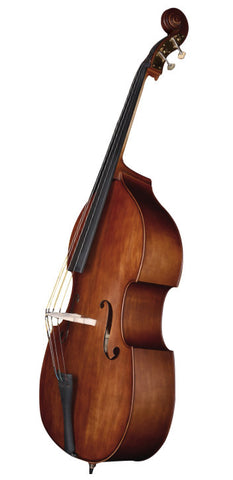 Wholesale Model SRB1003 Concert Grade Solid Spruce & Ebony Made Bass Different Sizes with Accessories