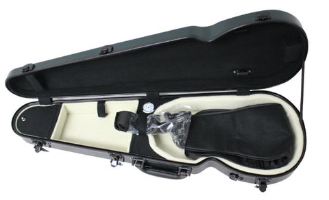 Buy Wholesale High Quality Speical Shape Green Color Glass Fiber Reinforced Plastics Square Violin Case