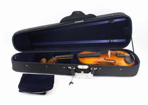 Buy Wholesale High Quality Imitation Ox-tendon Leather & Wood Violin Square Case