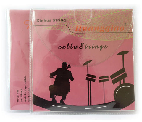 Buy Wholesale Quality Huangqiao Brand Cello Nylon Strings One Set