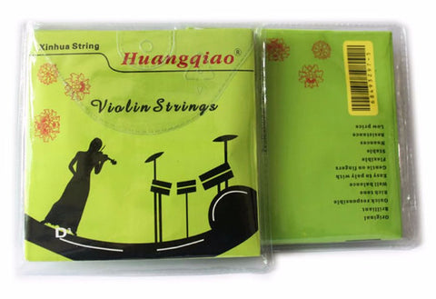 Buy Wholesale Professional Huangqiao Brand Violin Steel Strings One Set