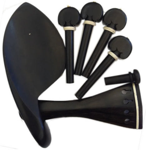 Buy Wholesale Professional Violin Ebony Accessories One set