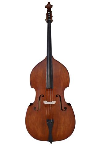 Model SRB1003 Concert Grade Solid Spruce & Ebony Made Bass Different Sizes with Accessories