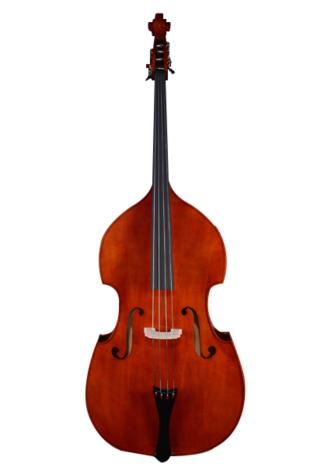 Model SRB1001 Quality Beginner Level Double Bass Different Sizes with Accessories