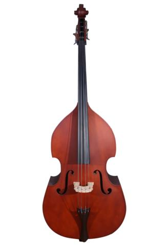 Model SRB1002 Professional Level Double Bass Different Sizes with Accessories