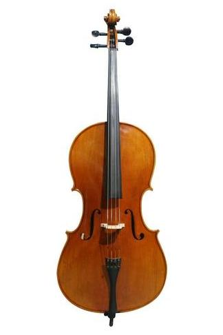 Buy Wholesale Stringman® Model SRC1006 Concert Grade Level Solid Spruce & Ebony Cello Different Sizes with Accessories