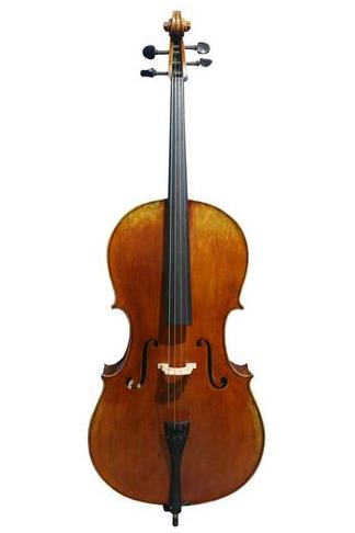 Buy Wholesale Stringman® Model SRC1007 Concert Grade Level Solid Spruce & Ebony Cello Different Sizes with Accessories