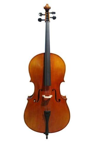 Buy Wholesale Stringman® Model SRC1008 Concert Grade Level Solid Spruce & Ebony Cello Different Sizes with Accessories