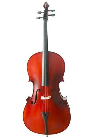 Buy Wholesale Stringman® Model SRC1001 Beginner Level Solid Spruce & Maple Cello Different Sizes with Accessories