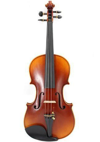 Buy Wholesale Premium Quality Solid Spruce & Ebony Retro Style Violin Different Sizes with Accessories