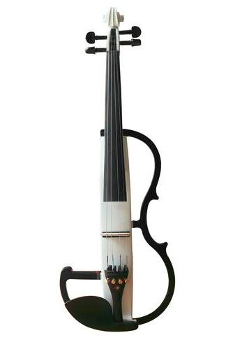 Buy Wholesale Concert Grade Piano Lacquer Coated Electric Violin with Accessories