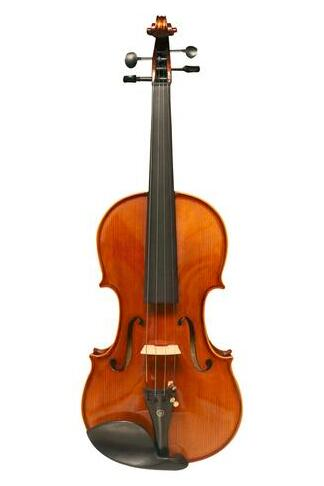 Buy Wholesale Professional Level Solid Spruce & Ebony Made Violin Different Sizes with Accessories
