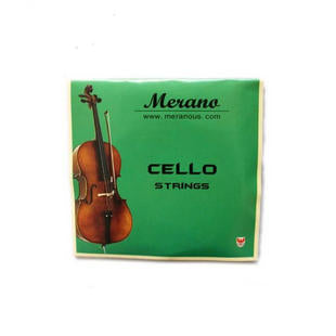 Wholesale Professional Merano Brand Cello Steel Strings One Set