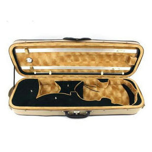 Wholesale Quality PV Shockproof Violin Square Case with Hygrometer