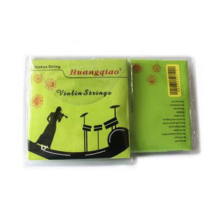 Wholesale Professional Huangqiao Brand Violin Steel Strings One Set
