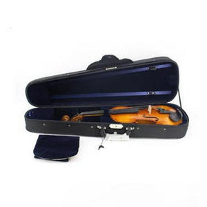 Wholesale High Quality Imitation Ox-tendon Leather & Wood Violin Square Case