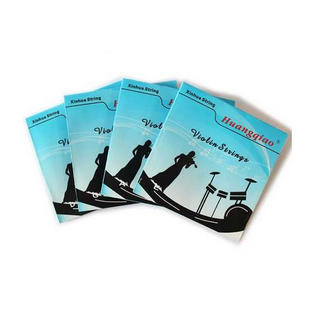 Wholesale High Quality Huangqiao Brand Violin Nylon Strings One Set
