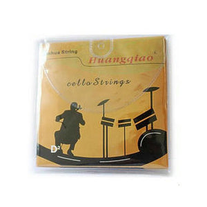 Wholesale Quality Huangqiao Brand Cello Nylon Strings One Set