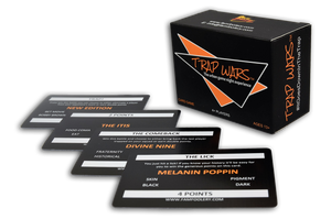Trap Wars® The Urban Game Night Experience