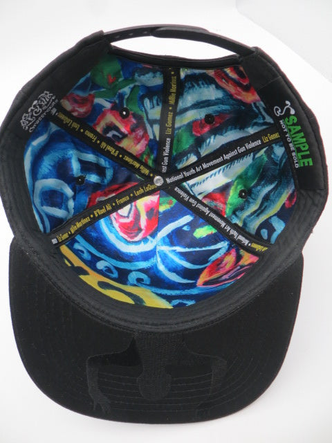 Commemorate Baseball Cap (Inside)