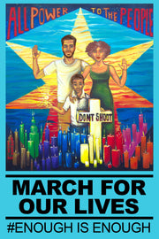 """Art for Our Lives"" Protest Poster -- ""The Family""--2 (500 Posters)"