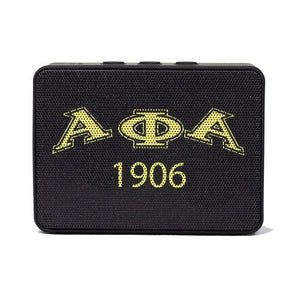 Alpha Phi Alpha Bluetooth Speaker