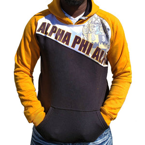 Alpha Phi Alpha Slim Sublimated Hoodie