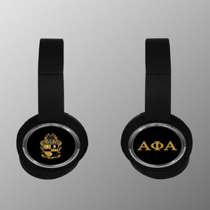 Alpha Phi Alpha Wireless Headphones