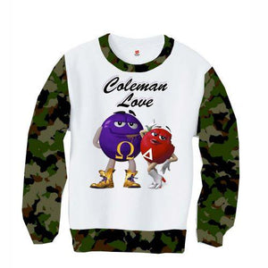 Coleman Love Sweatshirt