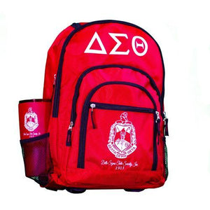 Delta Sigma Theta Backpack/Trolley Bag