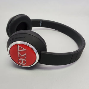 Delta Sigma Theta wireless headphones