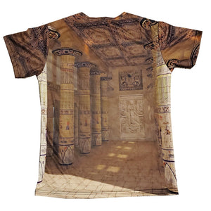 DOI Sublimated desert tee