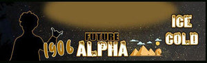 Future Alpha Phi Alpha Custom Print with Frame