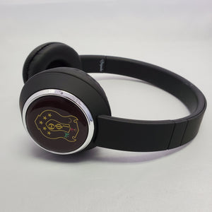 Iota Phi Theta wireless headphones
