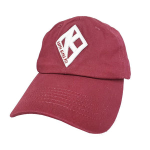 Kappa Alpha Psi Canvas relaxed cap with 3D lettering
