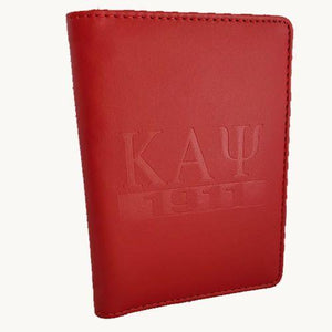 Kappa Alpha Psi Passport Holder