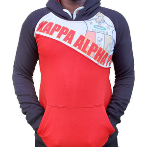 Kappa Alpha Psi Slim Sublimated Hoodie