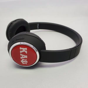 Kappa Alpha Psi wireless headphones