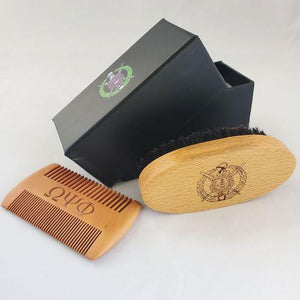 Omega Psi Phi Brush/Comb combo set