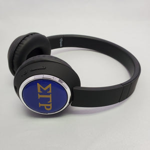 Sigma Gamma Rho wireless headphones