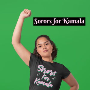 Sorors for Kamala AKA shirt/ Sweatshirt