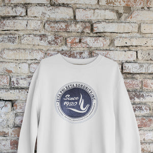 Zeta Phi Beta Bling Seal Sweatshirt