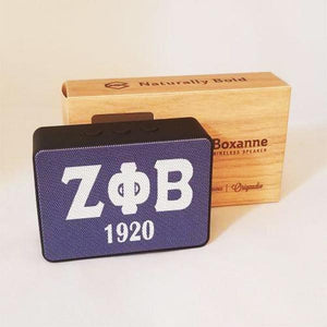 Zeta Phi Beta Bluetooth Speaker