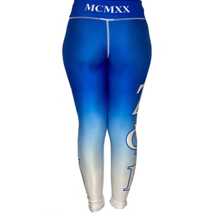Zeta Phi Beta Leggings