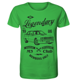 BGKE30M3LEGEND Organic Shirt
