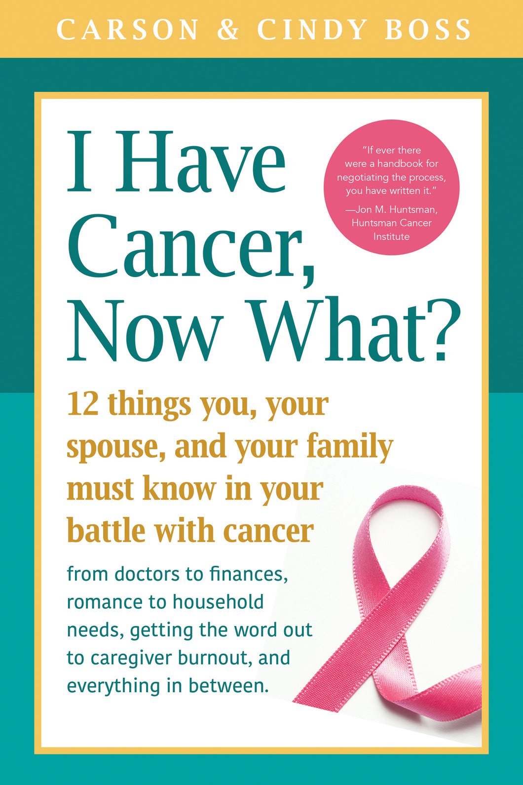 I Have Cancer, Now What?
